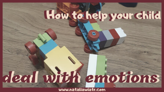 Difficult emotions – How to help your child deal with them?