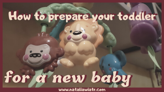 How to prepare a toddler for a new baby